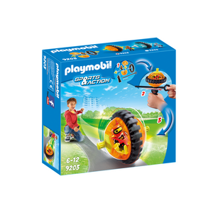 Playmobil 9203 Sports & Action - Outdoor Action - Speed Roller Orange