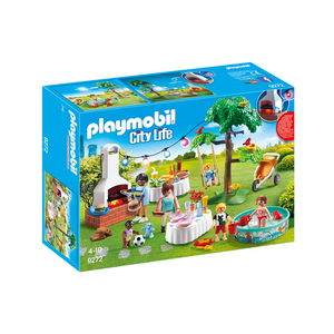 Playmobil 9272 City Life - Einweihungsparty
