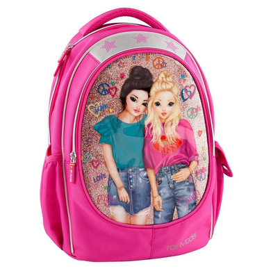Depesche 8512 TOP Model - Schulrucksack Friends
