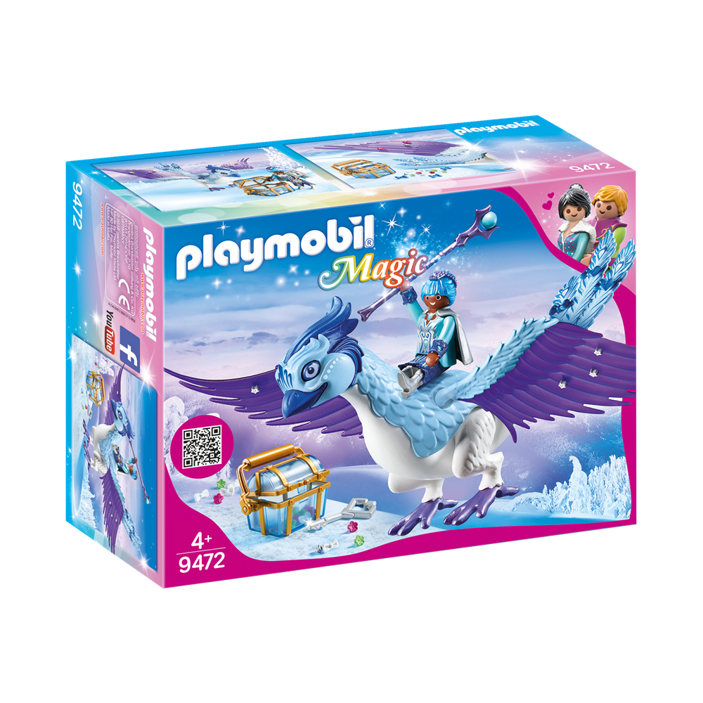 Playmobil 9472 Magic - Prachtvoller Phönix