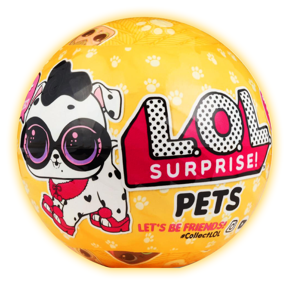 MGA 550747X1 L.O.L. Surprise - Pets - Serie 3 - Welle 2