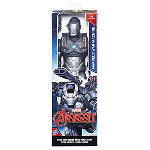 Hasbro C0761 Avengers - Titan Hero Series Actionfigur - Marvel's War Machine - ca. 30cm