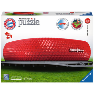 Ravensburger 125265 3D Puzzle Allianz Arena