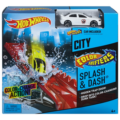 Mattel CCV32 Hot Wheels - Color Shifters Spielset- sortiert