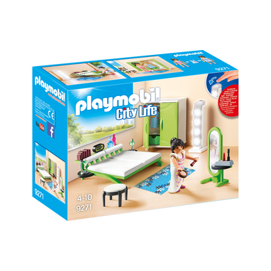 Playmobil 9271 City Life - Schlafzimmer