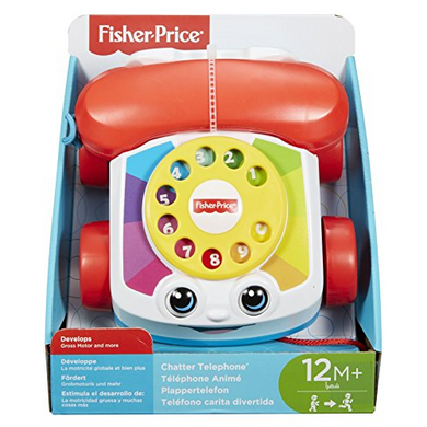 Mattel FGW66 Fisher Price - Plappertelefon