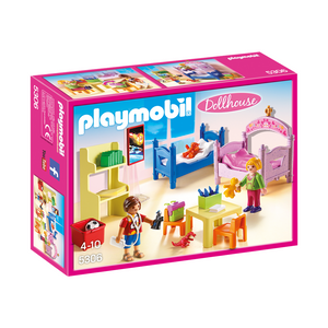 Playmobil 5306 Dollhouse - Buntes Kinderzimmer