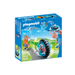 Playmobil 9204 Sports & Action - Outdoor Action - Speed Roller Blue