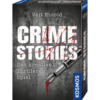 Kosmos 695224 Spiele - Veit Etzold - Crime Stories
