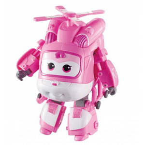 Alpha Toys 303-7240 Super Wings Transforming Figur Dizzy Groß