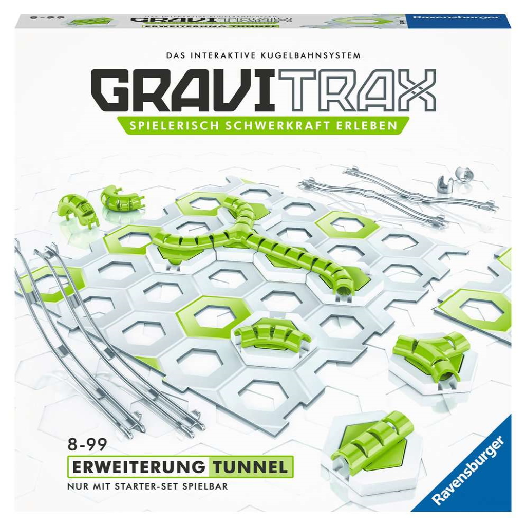 Ravensburger 27614 GraviTrax - Tunnel