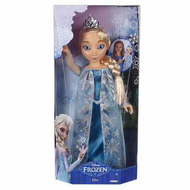 Jakks Pacific Dis-6828 Disney Frozen - Elsa the Snow Queen