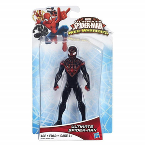 Hasbro B1248 Spiderman - Web Warriors - Ultimate Spider-Man - ca. 15cm