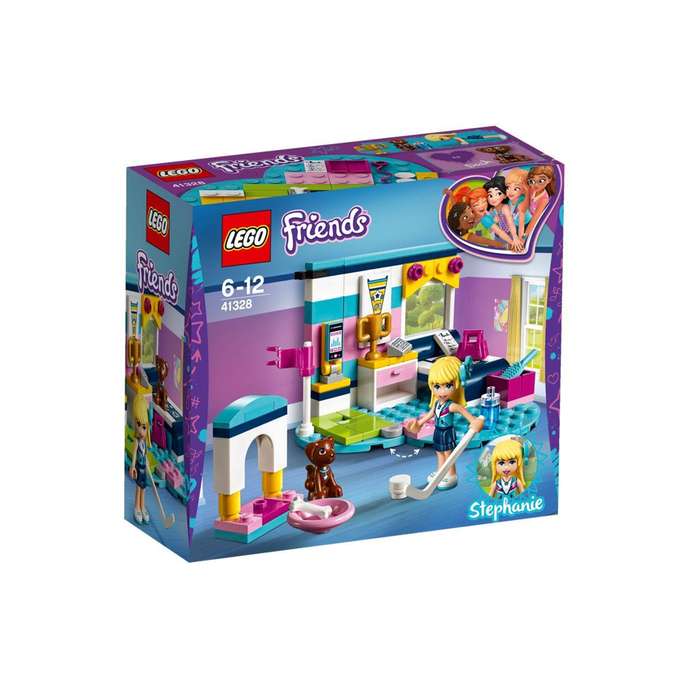 LEGO 41328 Friends - Stephanies Zimmer