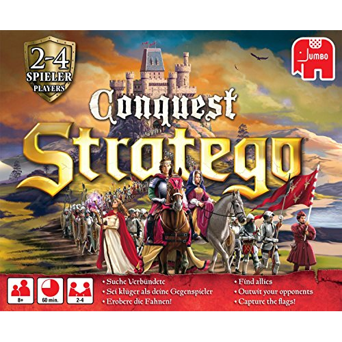 Jumbo Spiele 18152 Jumbo 18152 - Stratego Conquest