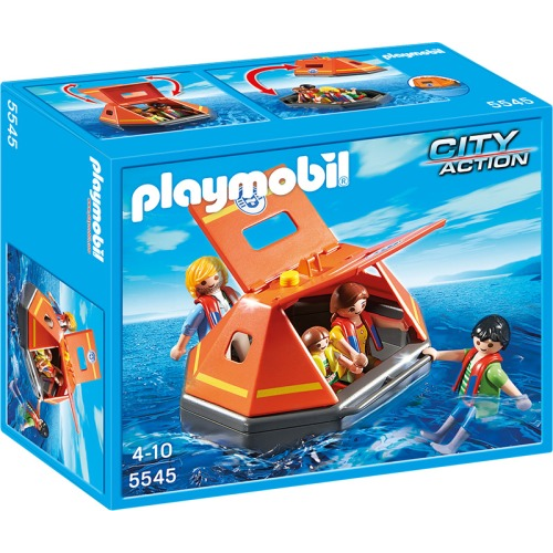 Playmobil 5545 City Action Rettungsinsel