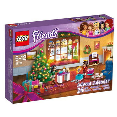 LEGO 41131 Friends - Adventskalender 2016