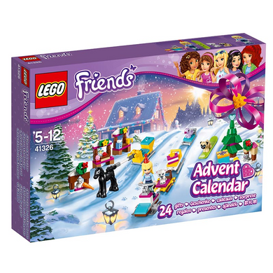 LEGO 41326 Friends Adventskalender 2017