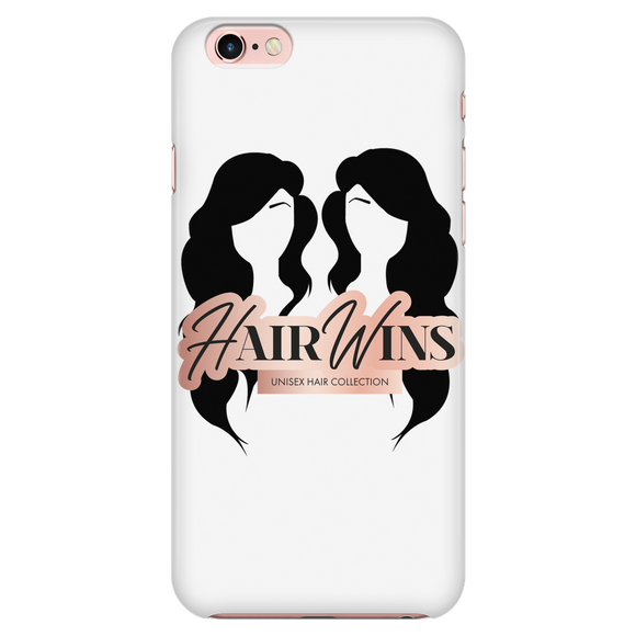 Hair Wins iPhone 7/8 Case