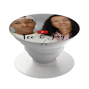 Tee & Jay TV YouTube Pop Socket