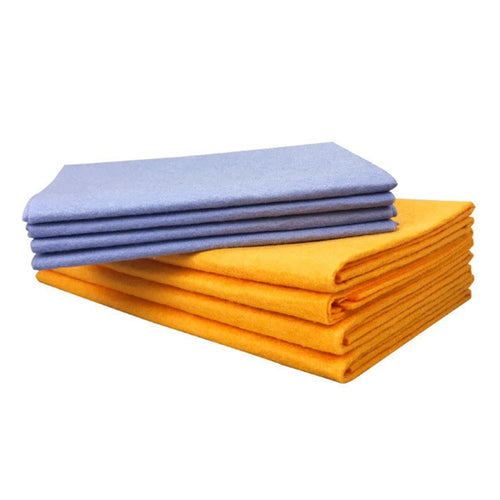 Super Absorbent Towels Anti-grease Bamboo Fiber  Kitchen Cleaning Wiping Rags Towel - Cookware For Kitchen