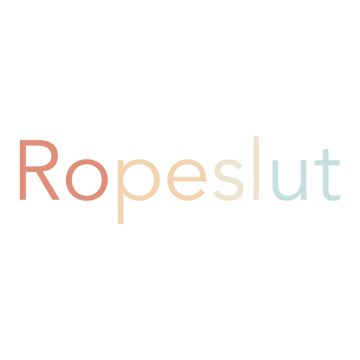 Ropeslut Accessories