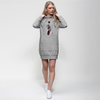 Kinkographic Hoodie Dress (Erotic Raconteur Edition)