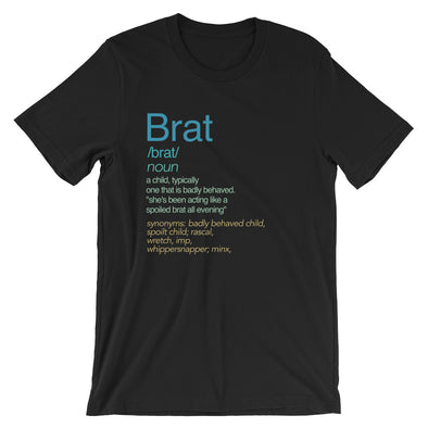 Brat meaning