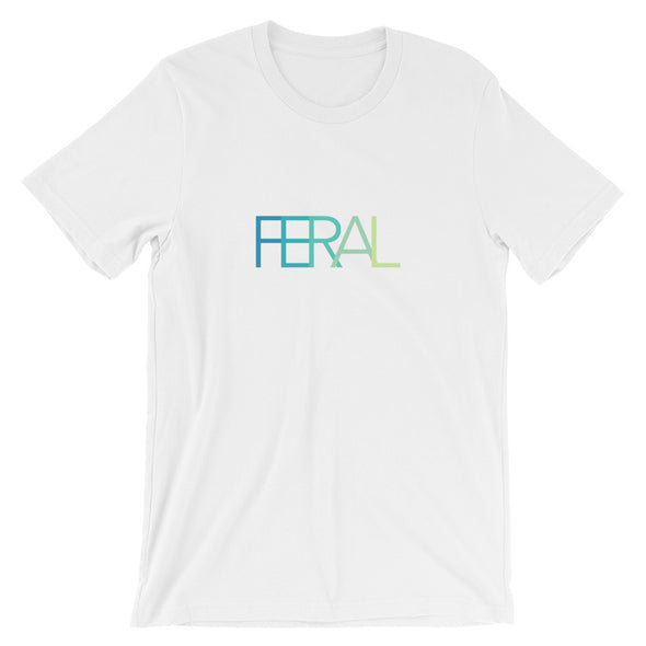 Feral Tee: In White