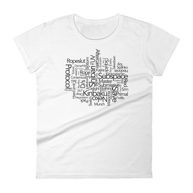 Wordsearch Tee