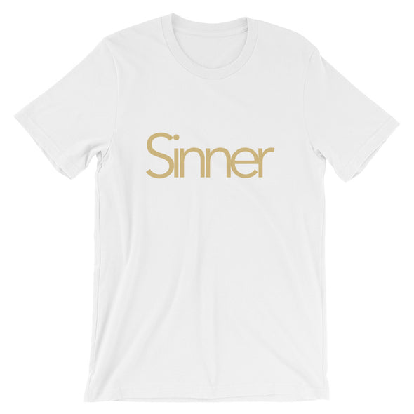 Sinner Tee (Gold Edition)