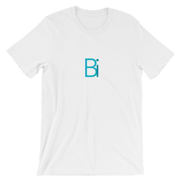 Bisexual Tee: White