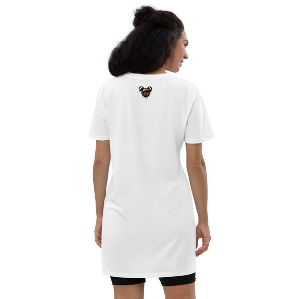 Kinkographic Shirt Dress (Erotic Raconteur Edition)