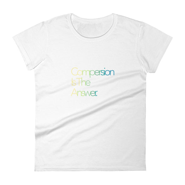Women's The Answer short sleeve t-shirt
