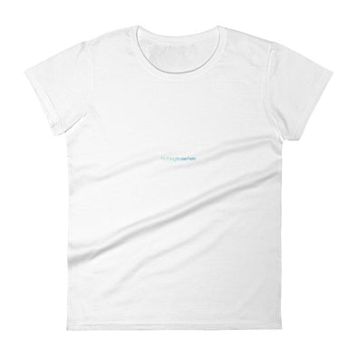 "Women's ""Nothing to see here"" short sleeve t-shirt"