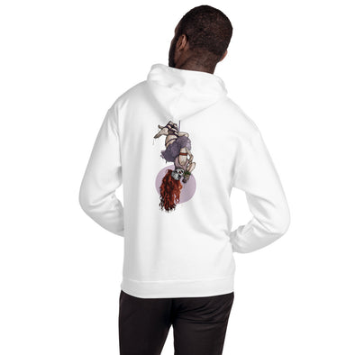 Kinkographic Hoodie  (Erotic Raconteur Edition)