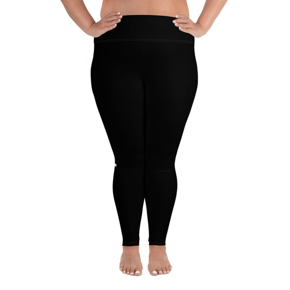 Ropeslut Women's Plus Size Leggings