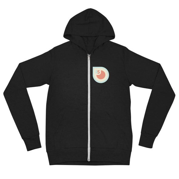 Ropeslut Gender-Neutral Zip Hoodie (Muggle-Proof Edition)