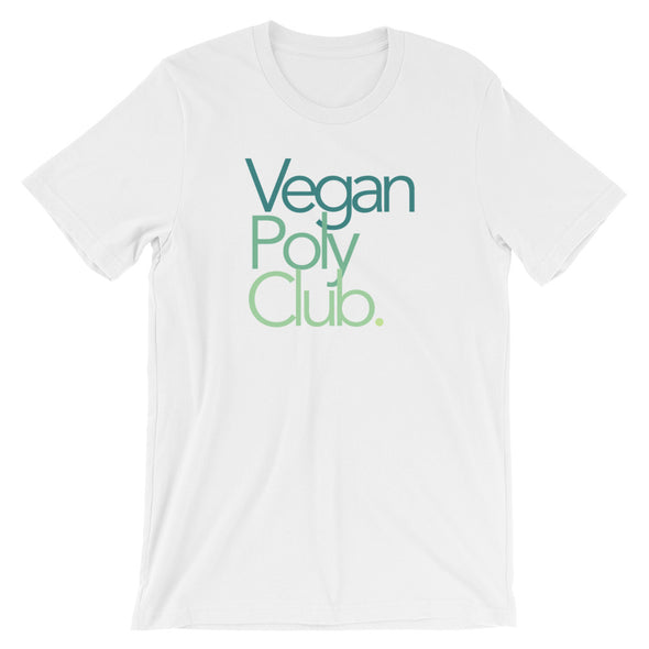 Vegan Poly Club Tee