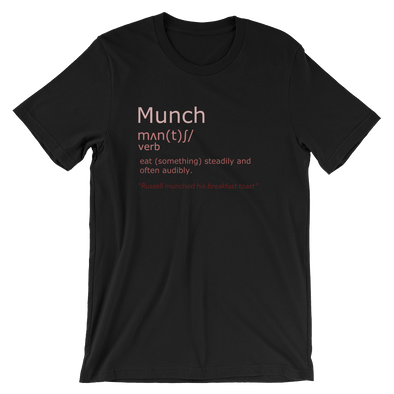 Munch Meaning Tee CodeNameV