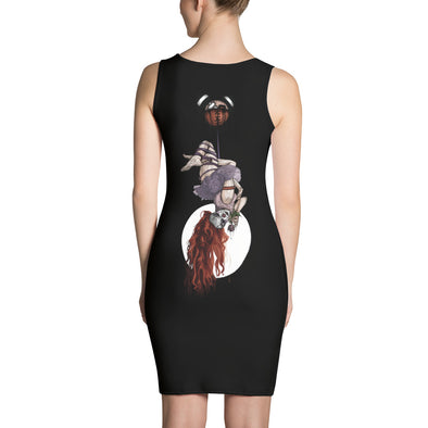 Kinkographic Dress  (Erotic Raconteur Edition)