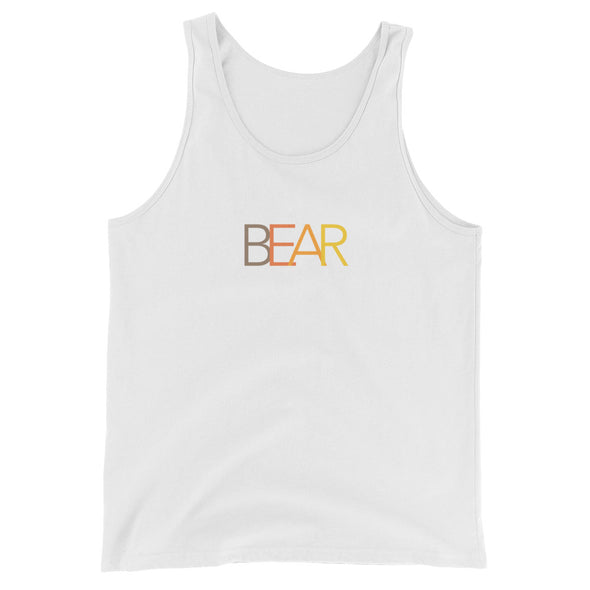 Bear Brotherhood Tank: Available In White
