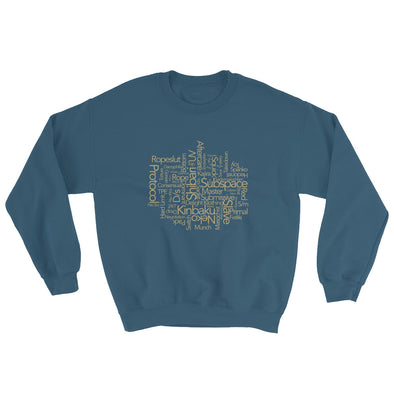 Wordsearch Sweatshirt