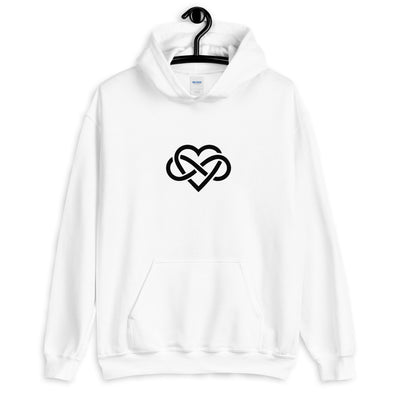 Polyamory Logo Gender-Neutral Hoodie