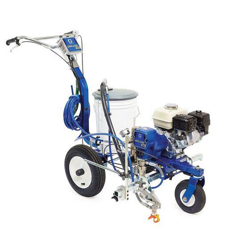 Graco LineLazer 3400 Airless Line Striper Standard Series, 1 Spray Gun