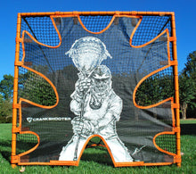 Load image into Gallery viewer, HI-IMPACT LACROSSE SHOT TRAINER FOR 6'X6'X7' GOAL