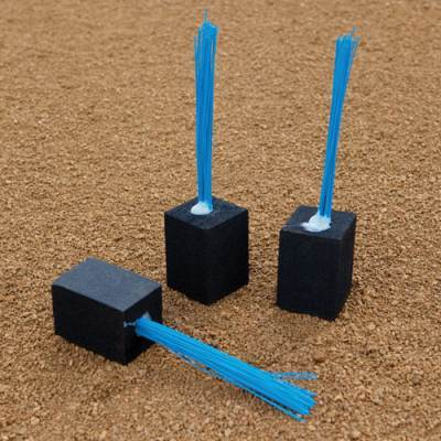 Big League Base Plugs (3-Pack)