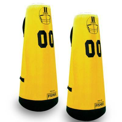 Pop-Up Football Dummy