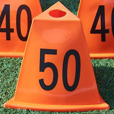 Stackable Sideline Markers