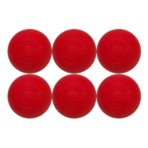 Red Lacrosse Balls